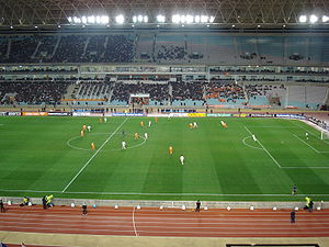 Tunisia - Netherlands (Stade de Radès) 3