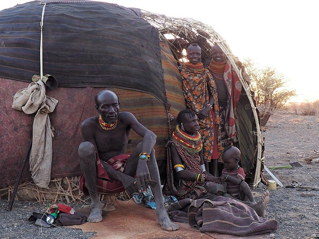 Turkana family