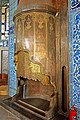 Turkey-03467 - Inside Baghdad Pavilion - Fireplace (11314347294).jpg