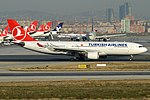 Turkish Airlines, TC-LOH, Airbus A330-223 (47585339902).jpg