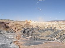 List Of Active Gold Mines In Nevada Wikipedia