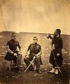 Two French Zouaves officers and one private in 1855.jpg
