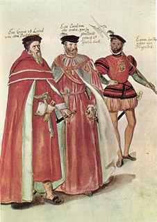 Lucas de Heere Flemish painter and draughtsman