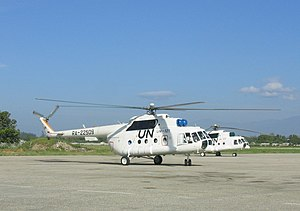 UN-Hubschrauber im Südsudan abgestürzt