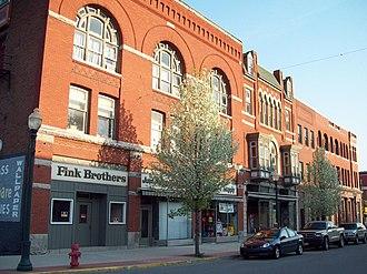 Tyrone, Pennsylvania - Pennsylvania Avenue