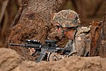 U.S. and Coalition Forces Mentor Afghan National Army in Dismount Patrol DVIDS251811.jpg