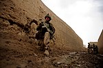 U.S. and Coalition Forces Mentor Afghan National Army in Dismount Patrol DVIDS251814.jpg