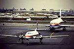 UA B727-200 at LGA (16544480359).jpg