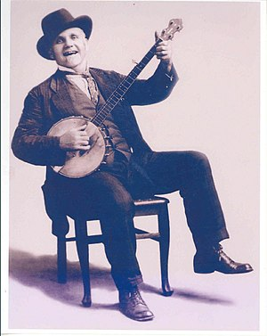 Uncle Dave Macon - Image: UDM promo photo