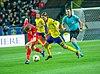 UEFA EURO qualifiers Sweden vs Romaina 20190323 Kristoffer Olsson 4.jpg