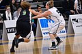UFV women's basketball vs. Saskatchewan (8500924291).jpg