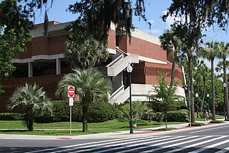 University of Florida College of the Arts - Music Building