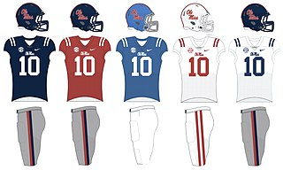Ole Miss Rebels football Football team of the University of Mississippi