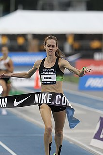 Molly Huddle American long-distance runner