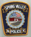 USA - NEW YORK - Spring valley police.tif