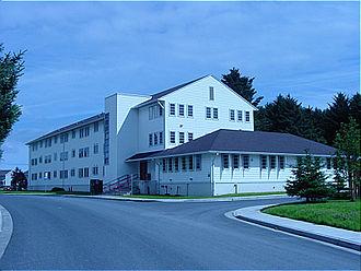 Guest house - United States Coast Guard Kodiak Guest House, Kodiak, Alaska, USA.