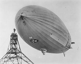 Image illustrative de l'article USS Akron (ZRS-4)