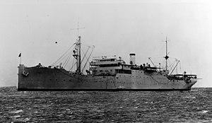 USS Antares (AKS-3), circa in 1941 (NH 67563).jpg