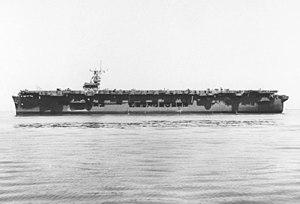 USS Chenango (CVE-28) - Image: USS Chenango CVE28