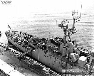 USS <i>Joyce</i> (DE-317)