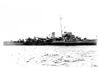 USS <i>Laning</i> (DE-159)