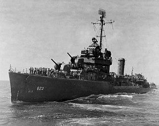 USS <i>Nelson</i> (DD-623)