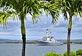 USS O'Kane departs Joint Base Pearl Harbor-Hickam 140307-N-WF272-086.jpg