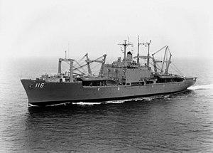 USS St. Louis (LKA-116) - USS St. Louis