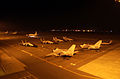 US Navy 020913-N-8726C-001 Carrier Air WIng Five aircraft parked aboard Naval Air Facility Misawa, Japan.jpg