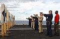 US Navy 021213-N-4953E-006 Gunner's Mates train and supervise handgun qualifications on the fantail.jpg