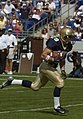 US Navy 040925-N-9693M-003 U.S. Naval Academy Midshipman 2nd Class Marco Nelson runs for a touchdown during the first half of play against Vanderbilt.jpg