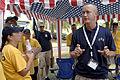 US Navy 090829-N-9818V-399 Force Master Chief Jeff Garrison addresses chief petty officer selects during a chief petty officer (CPO) leadership breakout session at King's Dominion.jpg