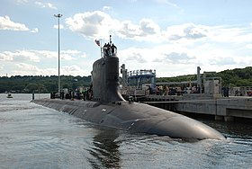 Image illustrative de l'article USS Missouri (SSN-780)