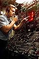 US Navy 970716-N-6483G-001 Weapons console on board USS Seawolf.jpg