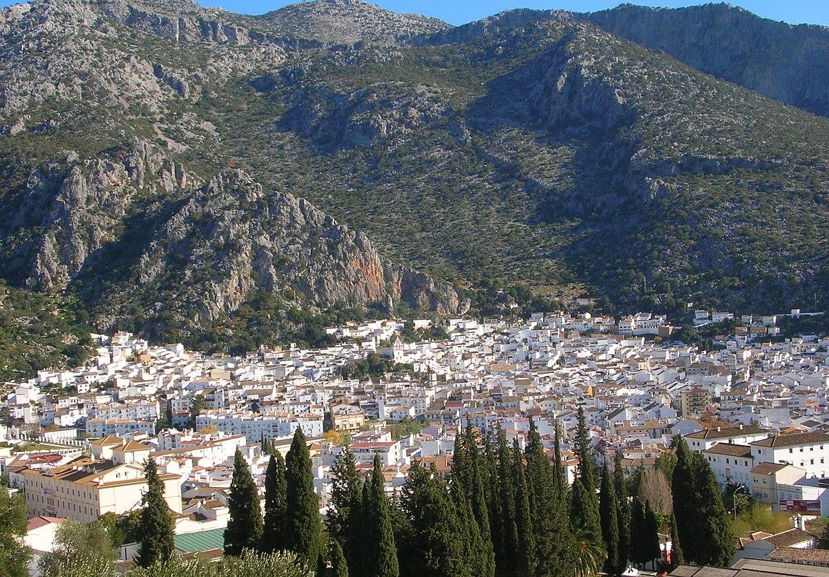 Ville Espagne  Metres Altitude
