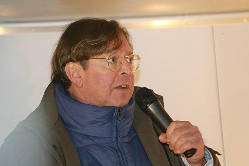Udo Ulfkotte bei Pegida
