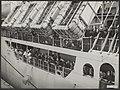 Uit de Limahaven te Rotterdam vertrekt een aanvullingsdetachemen NDVN naar Korea, Bestanddeelnr 050-0766.jpg
