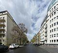 Ulica Klonowa w Warszawie widok w kierunku placu Unii Lubelskiej.jpg