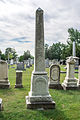 Ulysses Ward memorial - Glenwood Cemetery - 2014-09-14.jpg