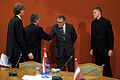 Ungārijas parlamenta priekšsēdētāja oficiālā vizīte Latvijā (8124541415).jpg