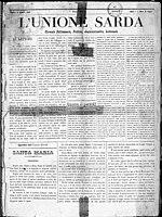 giornale indipendente che risale