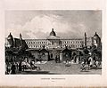University College, London; the main building. Engraving by Wellcome V0013663.jpg
