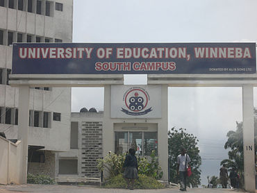 Image result for images for University of Education, Winneba