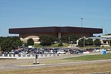 University of North Texas September 2015 44 (UNT Coliseum).jpg