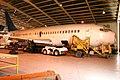 Unmarked Boeing 737 Ex -- TACA ( ZS-PNU On NWD ) (7690068238).jpg