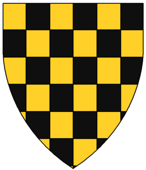 County of Urgell - Coat of arms of the Counts of Urgell