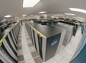 Columbia, the new (2004) supercomputer, built ...