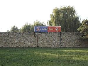 Ligeti Stadion - Image: Váci stadion
