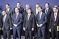 V.Dombrovskis piedalās Eiropadomes sanāksmē (8786543358).jpg