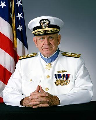 John D. Bulkeley - Vice Admiral John D. Bulkeley